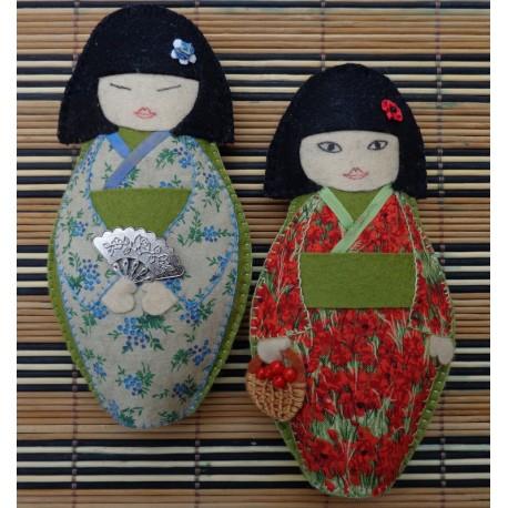 kokeshi de saisons