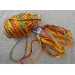 mouliné de soie Feuille d'automne