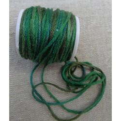mouliné de soie Vert Sapin